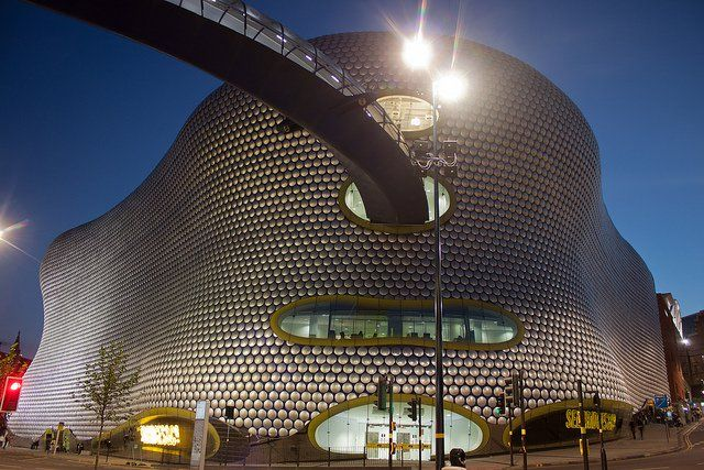 Birmingham Bullring Best Cities to Invest in Property