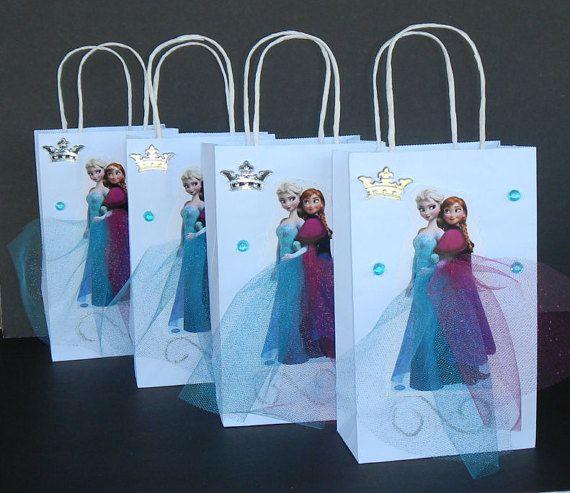 INSPIRADO 12pc Disney congelado 6pc Elsa Anna & por ownhandscraft
