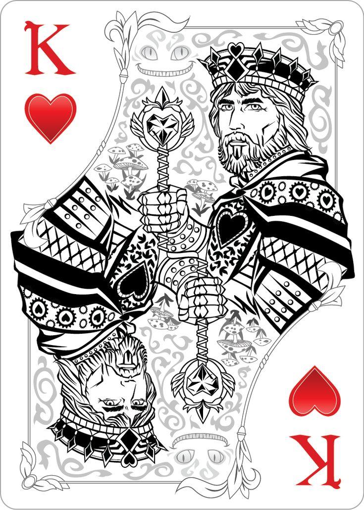 Best 20+ King Of Hearts Ideas On Pinterest