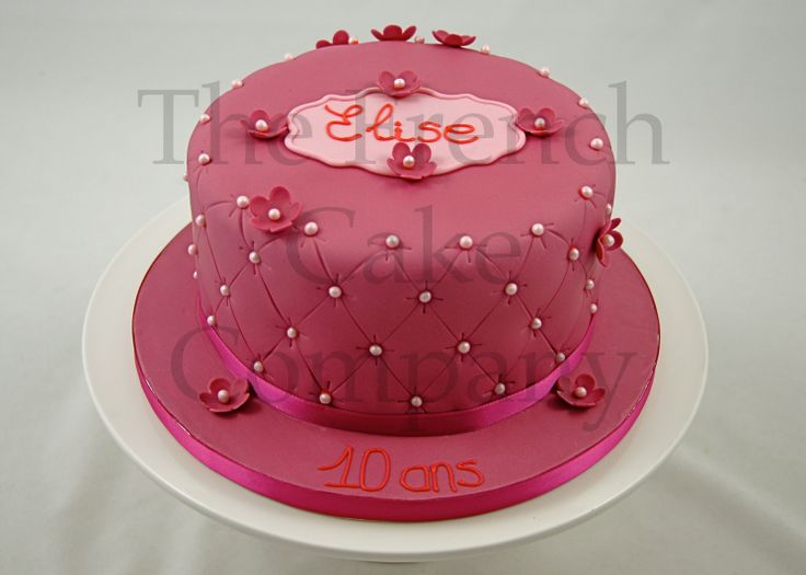 Cake for teenagers