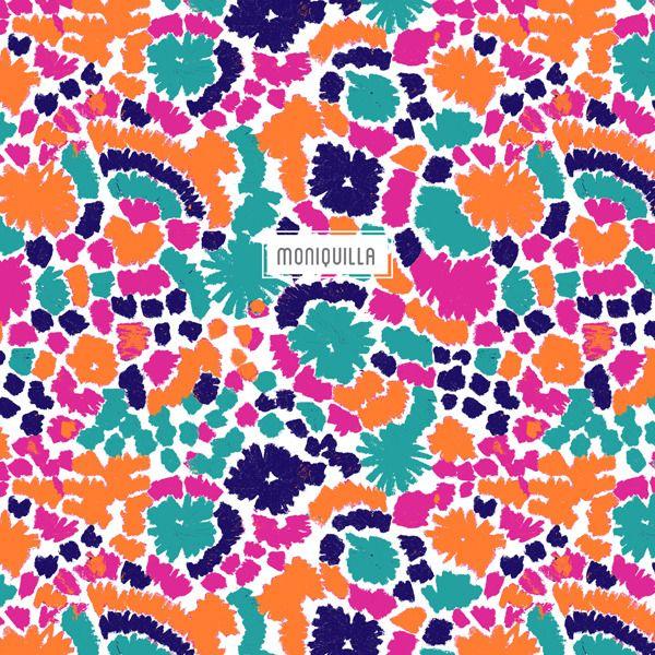 Pattern design 15 by moniquilla