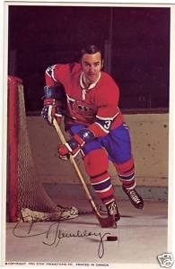Jean-Claude Tremblay : Pendant plus d'une décennie, Jean-Claude Tremblay a prêté main-forte à la ligne bleue des Canadiens, remportant à cinq reprises la coupe Stanley. Originaire de Bagotville au Québec, Tremblay a attiré l'attention des recruteurs pour la première fois à l'âge de 17 ans en enfilant 71 buts pendant la saison 1956-1957.