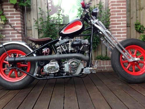 Old school Shovel Bobber