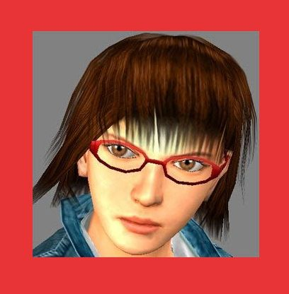 Julia Chang (Jaycee) from the Tekken series of martial arts games looks so Charlotte Gainsbourg to me.  #CharlotteGainsbourg #Charlotte #Tekken #JuliaChang #Jaycee #Tekken #otsatukka #Videopelit #hår #Gehim #Fringes #capelli #Namco #BandaiNamco #tyttöt #MaryElizabethWinstead #DaisyLowe #LouDoillon #JaneBirkin #Punkki #Gooti #Rockchick #Indie #Oinas #Leijona #Jousimies #Krapu #Skorpioni #Kalat #AnnaWilliams #Goths #Vampyyri #FelicityJones #ModestMouse #Maccabees #TheBigMoon #OkGo #DieSims2