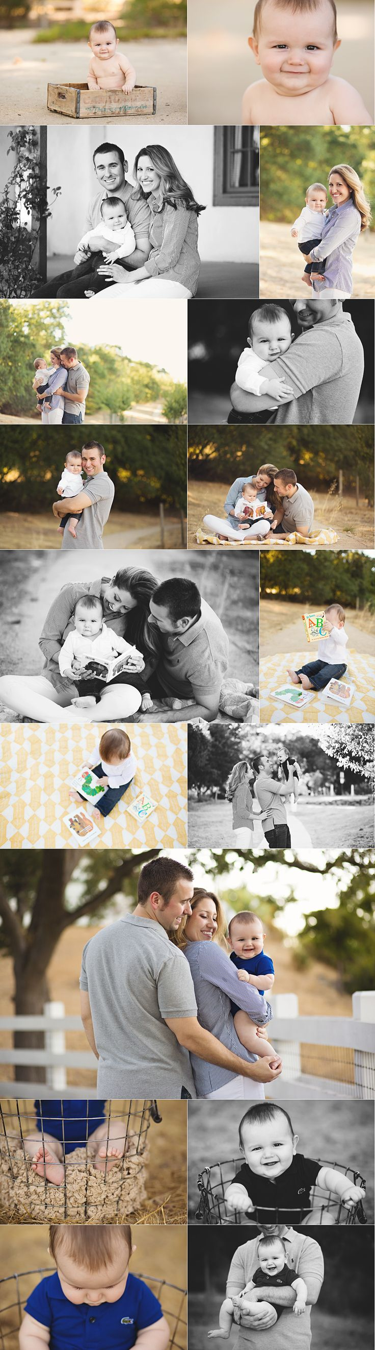 6 month session | corinne mccombs photography