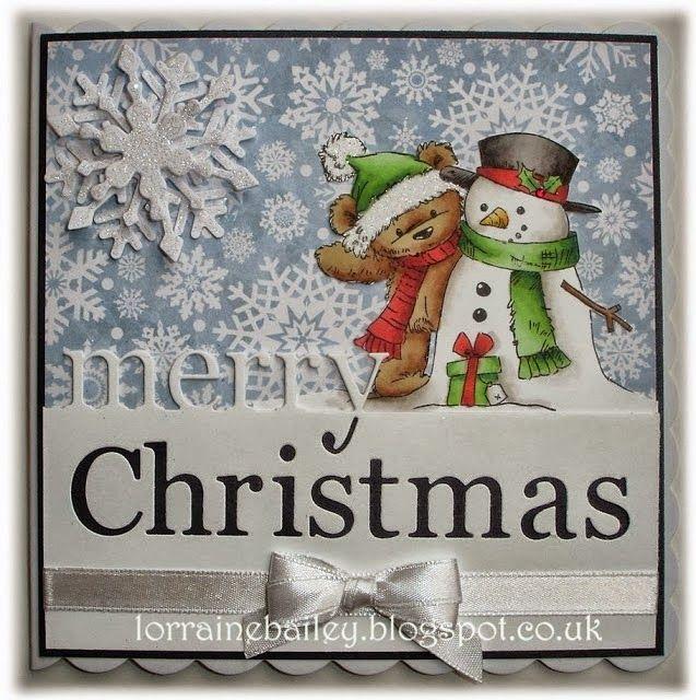 Mrs B's Blog: James - Snowman