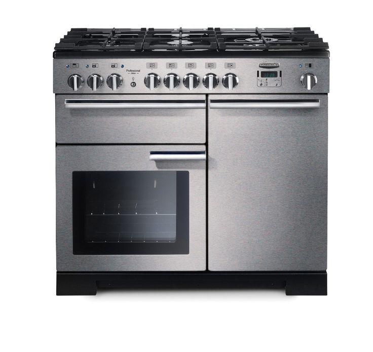 151 best stainless steel range cookers images on pinterest. Black Bedroom Furniture Sets. Home Design Ideas