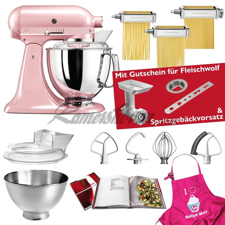 Kitchenaid K Chenmaschine Artisan Rot 5ksm150pseer. the 25+ best ...