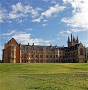 St John's College, #Sydney. The Lemon Grove, situated on the other side of Brennan Hall, is another open grassed area with direct access to bathroom facilities in the Menzies building and a slight rolling hill to the College Oval where ball games and sports are permitted.