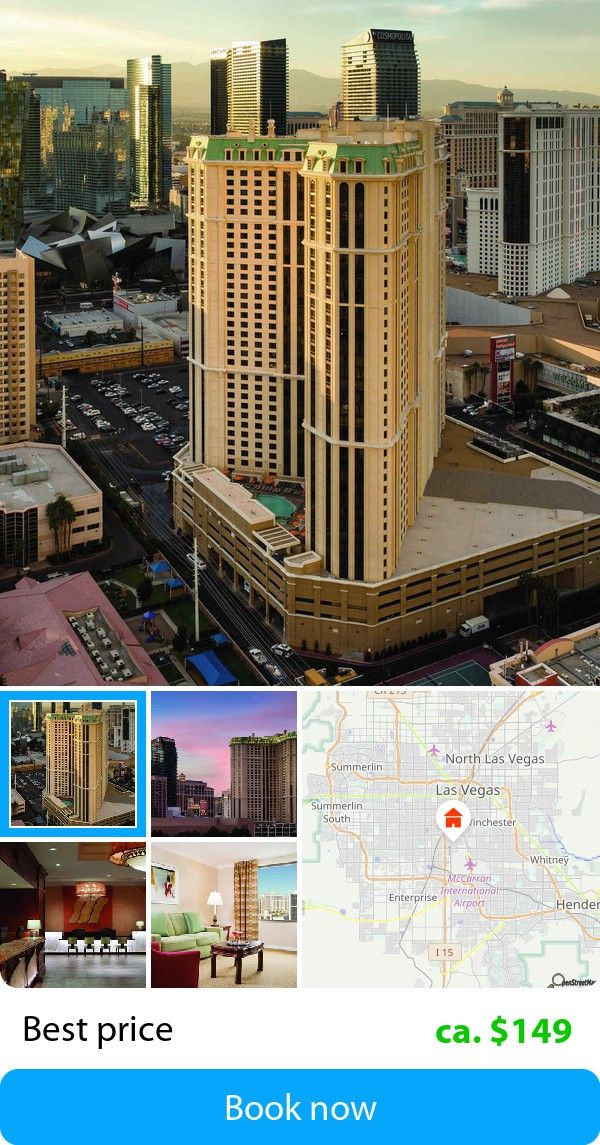 Marriott Grand Chateau Las Vegas Usa Book This Hotel At The