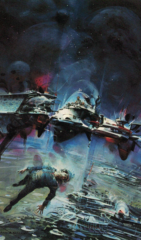 Pin by Piero ko on John Berkey | Science fiction artwork ...
