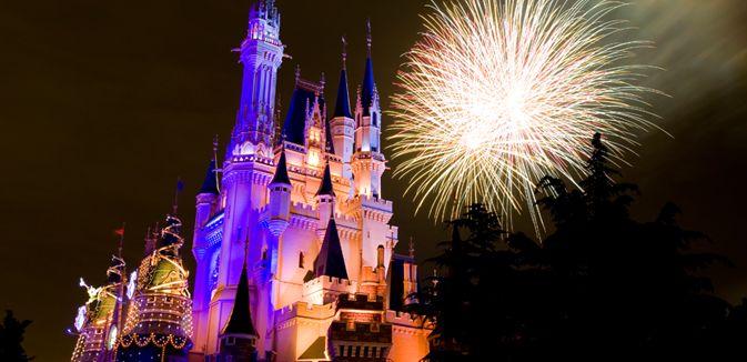 Tokyo Disneyland, Tokyo, Japan