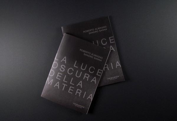 La Luce Oscura Della Materia / R. Almagno + S. Sanna by luther/dsgn , via Behance