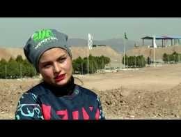 En Iran, une motarde fait avancer les droits des femmes