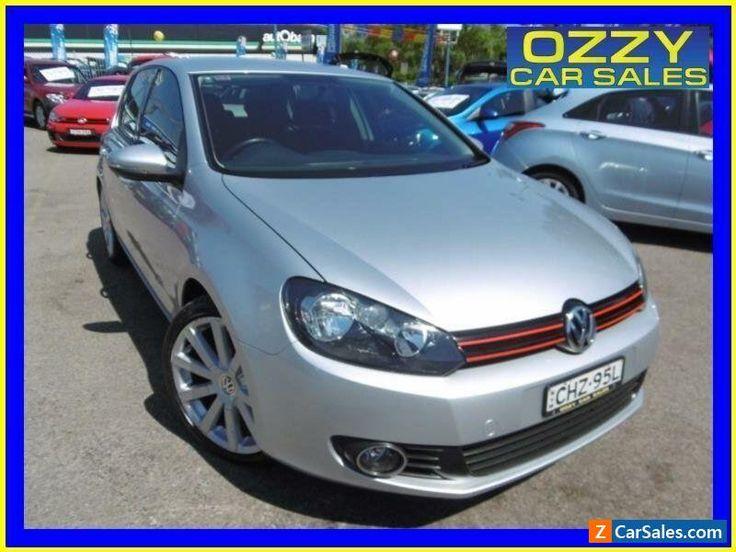 2012 Volkswagen Golf 1K MY12 118 TSI Comfortline Silver Automatic 7sp A #vwvolkswagen #golf #forsale #australia