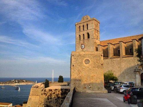 Ibiza, Dalt Vila, Eivissa