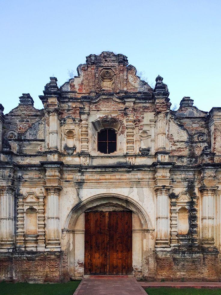 A visit to Antigua, Guatemala with Mercado Global.