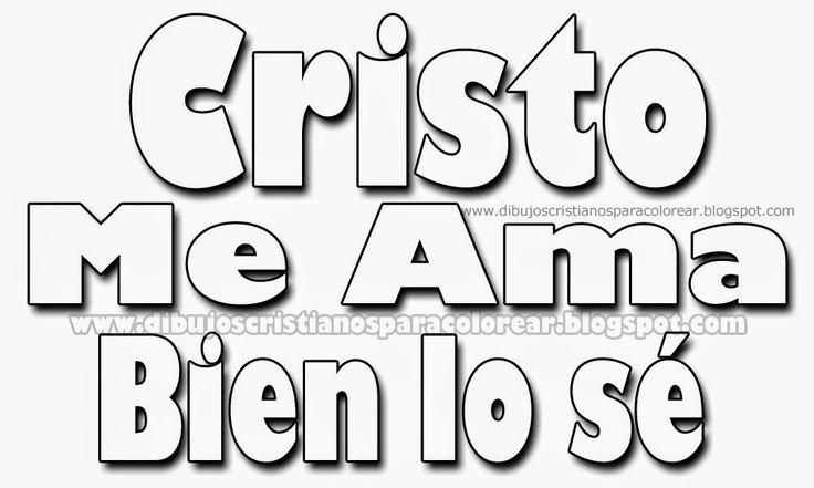 17 best DIBUJOS CRISTIANOS images on Pinterest | Cristianos, Dibujos ...