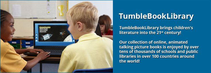 TumbleBooks - eBooks for eKids!  Gpisd books