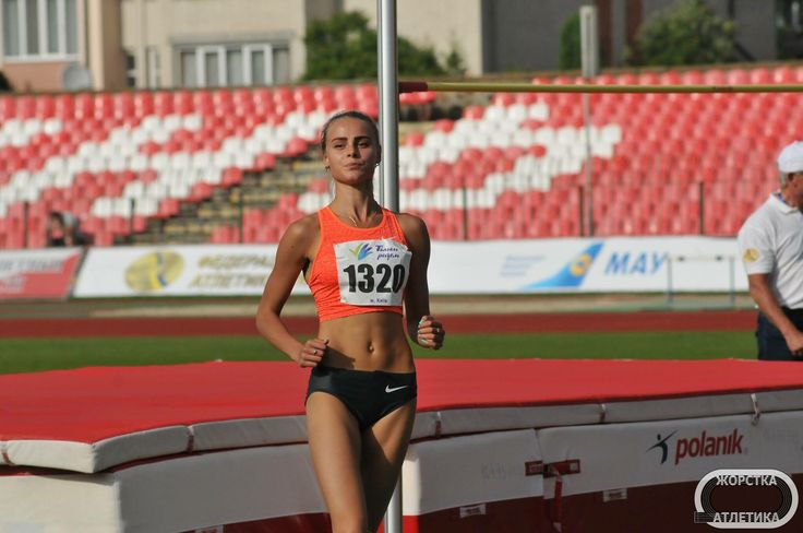 Юлия Левченкова (прыжки в высоту)