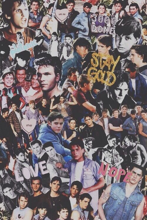 """""""In not obsessed with the outsiders..."""" I say. """" I can tell... """" says my family"""
