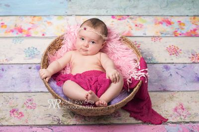 Baby photography - Nailea, 5 months old III