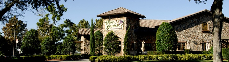 I enjoy Italian Food so the Olive Garden is another one of my favorite restuarants.  The ambiance is inviting and the prices are reasonable.