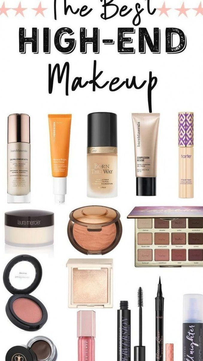 The Best High End Makeup Holy Grail Products Makeuptips Makeupproducts Eyebrowmakeup Makeuptips In 2020 Best High End Makeup High End Makeup Luxury Makeup