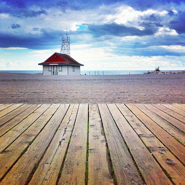 Kew-Balmy Beach in Toronto, ON