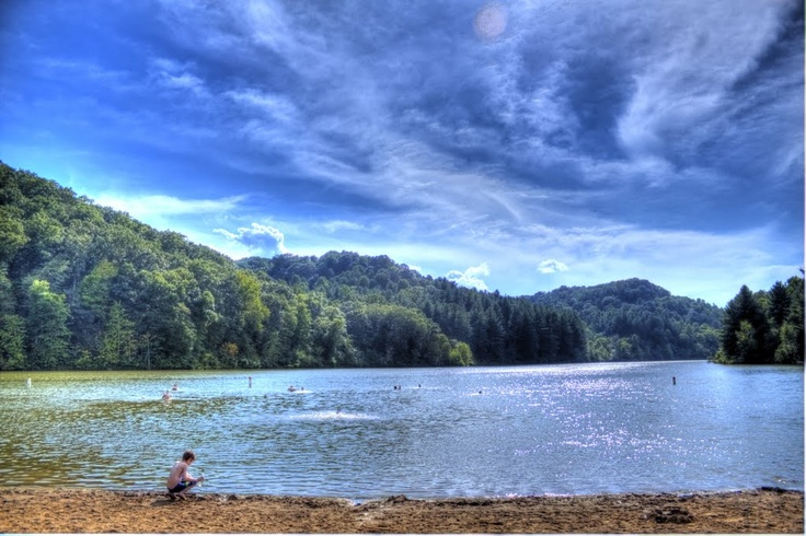 Strouds Run State Park, Athens, Ohio. so many good times ...