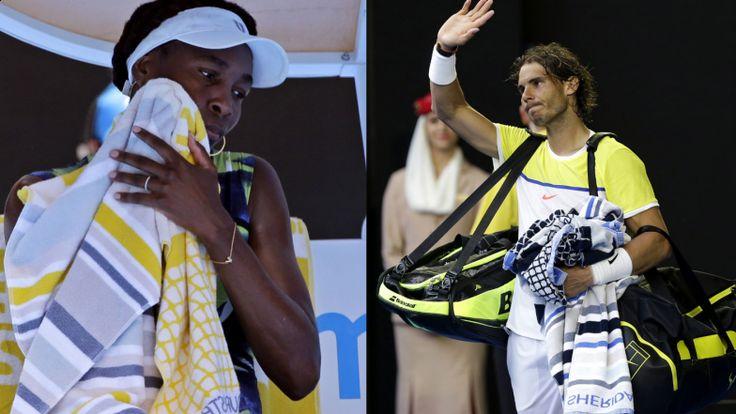 """Rafael Nadal ve Venüs Williams yarı finalde YENİ ! """"Rafael Nadal ve Venüs Williams yarı finalde"""" DETAYLAR İÇERDEhttps://www.oderece.net/rafael-nadal-ve-venus-williams-yari-finalde/"""