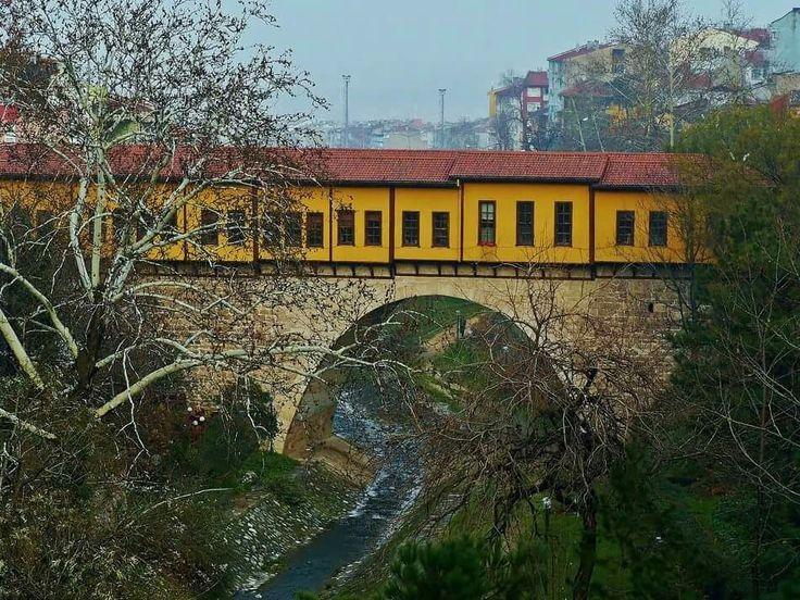 Bursa ırgandı köprüsü Dünyada 4 tane var en eskisi