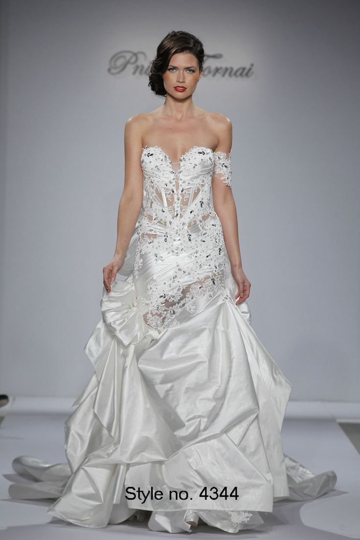 Cute Wedding Dress by Pnina Tornai for Kleinfeld Search our photo gallery for pictures of wedding dresses by Pnina Tornai for Kleinfeld