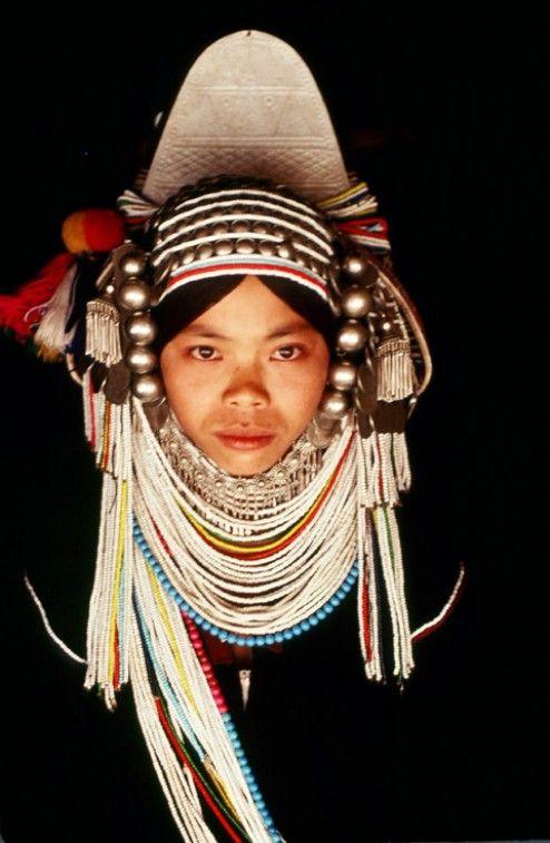 Vanishing tribes of Burma (Akha Tribe)