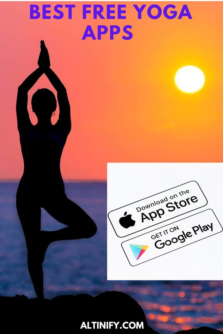 Best free yoga apps free yoga apps best yoga apps