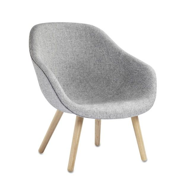 About a Lounge Chair Low AAL82 stoel | Hay
