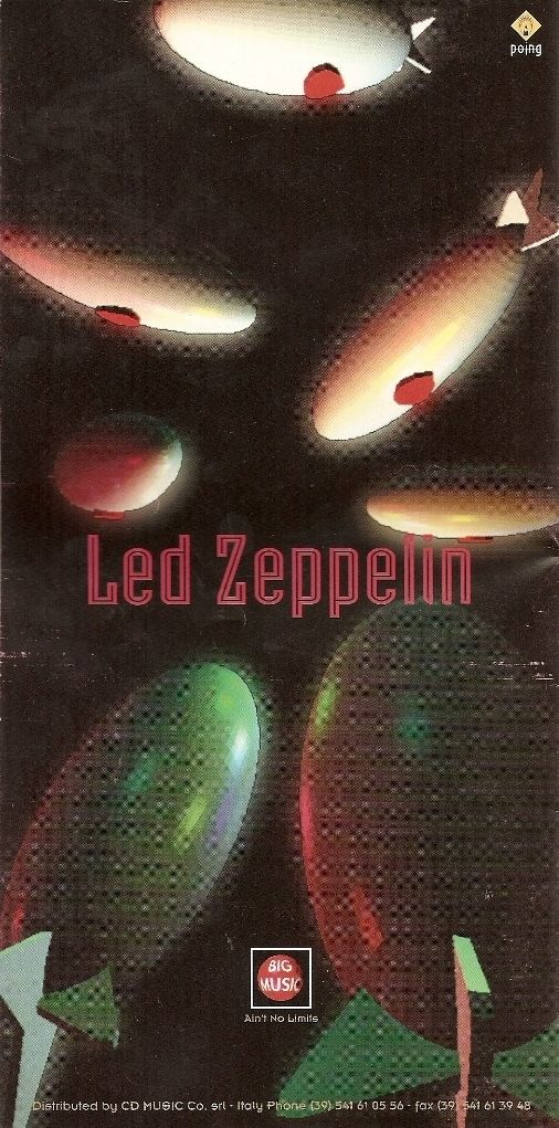 212 Best Images About Led Zeppelin Bootlegs On Pinterest