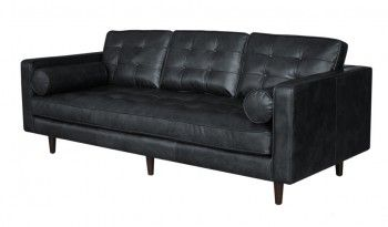 Will's pick - Toronto Moma  Leather Sofa from Cornerstone $2,495.00  Cornerstone exclusive and stock is limited. Contact us for availability and delivery options.