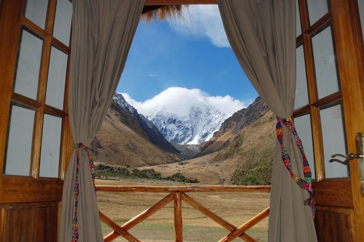 The Salkantay Lodges - Mountain Lodges of PeruMountain Lodges of Peru