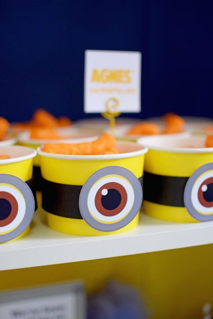 Minion Madness Birthday Party via Kara's Party Ideas | KarasPartyIdeas.com (15)