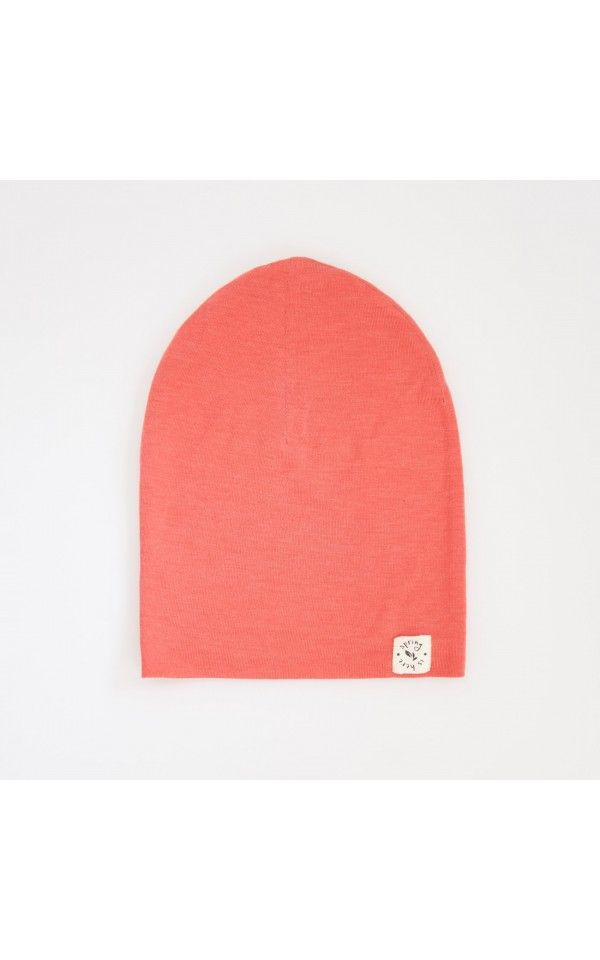Hat with patch, HATS, orange, RESERVED