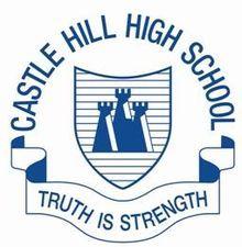Logo of Castle Hill High School