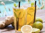 Yağ yakıcı ve inceltici zencefilli içecek tarifleri