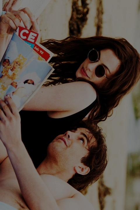 one day, starring the perfect anne hathway and the perfect jim sturgess