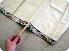 Roman blind tutorial