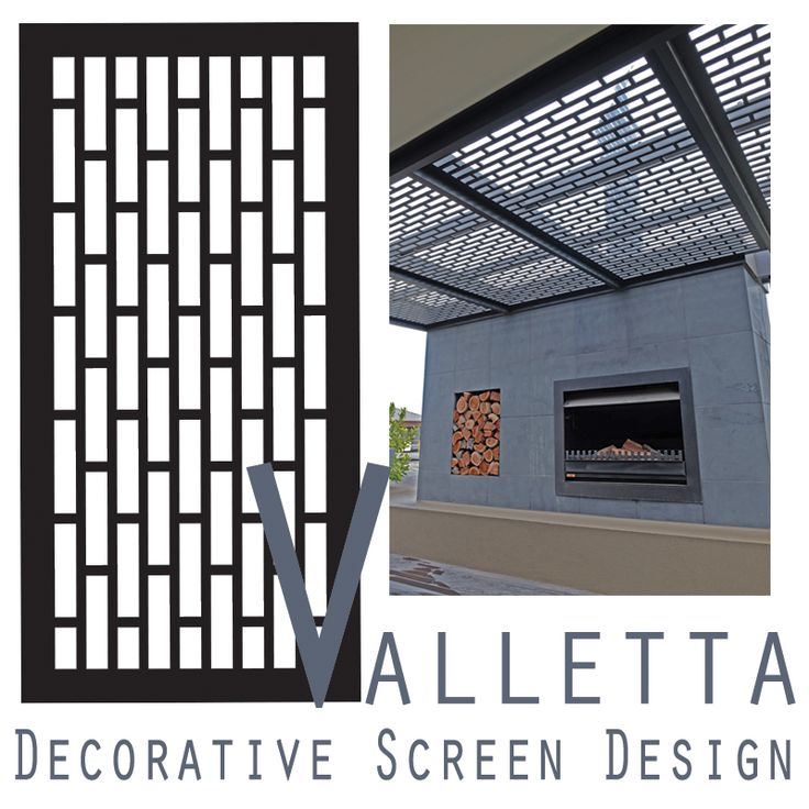 See QAQ Decorative Screens & Panel's blog post feature on one of our most minimalist designs, the 'Valletta' pattern, named after the capital of Malta.