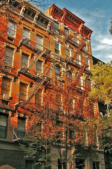 1318 best historic new york images on pinterest new york for Manhattan west village apartments