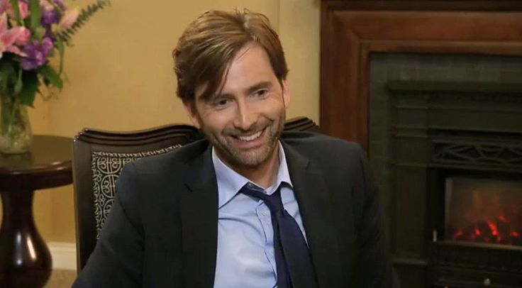VIDEO: David Tennant Talks About The Legacy Of Playing The Doctor