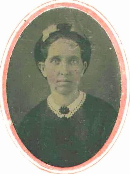 Moments in Time, A Genealogy Blog: Fridays Photo: Georgia Ann Frances Bryan