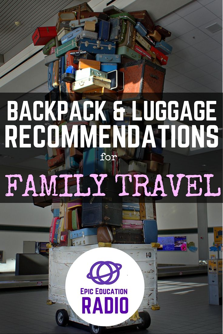 Best Luggage Brands for Travel: Selected by Our Podcast Guests  #BestTravelBag #Travel #TravelGear